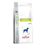 Ração Royal Canin Diabetic Veterinary Diet Canine Cachorro Adulto 1.5kg