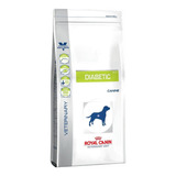 Ração Royal Canin Diabetic Veterinary Diet Canine Cachorro Adulto 1.5kg