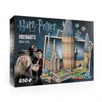 Quebra-cabeça 3d - Harry Potter - Pack De 5