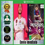 Fifa 20 + Pes 2020 Xbox One Midia Digital