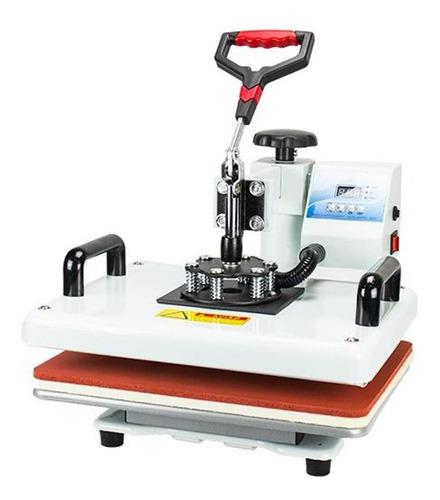 Prensa Sublimadora E Transfer Nagano Nms80 220v