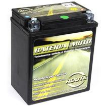 Bateria Moto Honda Nx 400 Falcon 1999 Ate 2008 - 7 Ampéres