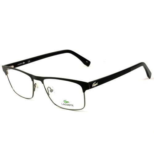 d265071998b5b Óculos Lacoste L2198 001 55 - Preto - Entrega Rápida