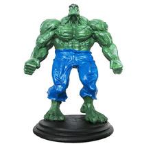 Incrível Hulk Marvel Em Resina 25cm