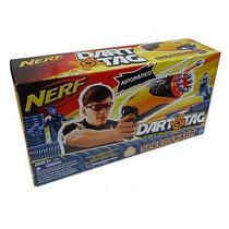 Arma Nerf + Óculos + Dardos Dart Tag Speedswarm Hasbro