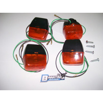 Kit Pisca (4 Peças) Honda Bross 150 Nx Xlr 125 Xr 200