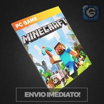 Minecraft - Cartão De Ativação Original - Envio Imediato