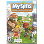 Game - Pc Dvd Rom - My Sims - Em Portugues - Original