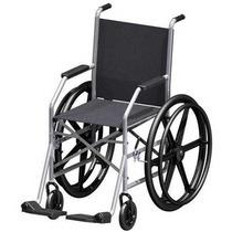 Cadeira De Roda 1009 Baxmann E Jaguaribe Para 90kg