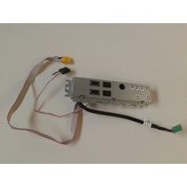 Placa Painel Frontal Usb Audio Dell Optiplex 3020 03d62w