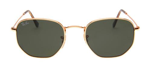 Oculos Solar Ray Ban Hexagonal Rb3548 54mm Original + Brind. R  235.7 4e3872be8e