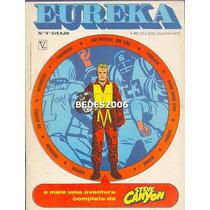 Eureka Nº 9 - Editora Vecchi - Steve Canyon - 1975