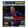Pes 19 Ps4 | Pes 2019 Ps4   Psn Original 1   Portugues Br