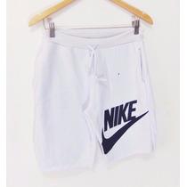 Nike-shorts Moletom Masculino Ideal Para Práticas Esportivas