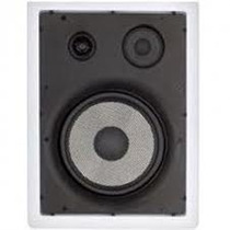Loud Lht Tw-100 - Retangular, Fibra De Carbono, 8 Polegadas