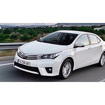 Kit Sensor Estacionamento Toyota New Corolla . Mod Embutido