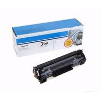 Cartucho Toner Laserjet Cb435ab 35a P1005 P1006 100%