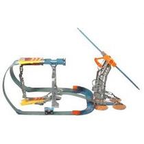 Pista Space Track Flexíveis C/carro Eletromagnético M02