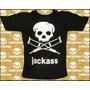 Camisetas - Bandas - Rock Bandalheira Jackass 253