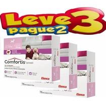 Anti Pulgas Comfortis 2,3kg A 4,5 Kg - Leve 3 Pague 2