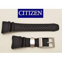 Pulseira Citizen Original Ecozilla Bj8050-08e, Bj8051 Bj8040