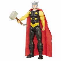 Boneco Articulado Avengers Titan Thor 30cm - Hasbro