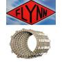 Discos De Embreagem (fricção) Fazer 600 8 Peças - Flynn
