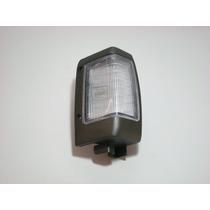 Lanterna Dianteira Aro Cinza Nissan D21 Pick-up Até 97 Ld