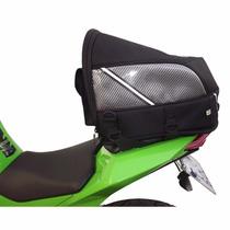 Mala Alforge Speed Motos Esportivas - Carbono - Gift