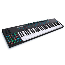 Teclado Musical Controlador Midi Usb Alesis Vi61 + Ableton !