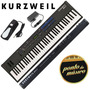 Teclado Sintetizador Kurzweil Sp4-7 C/ Pedal Garantia + Nf