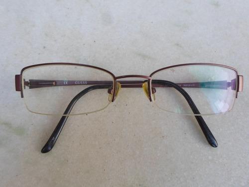 610891c6db65b Armacao Oculos De Grau Guess Original Feminino
