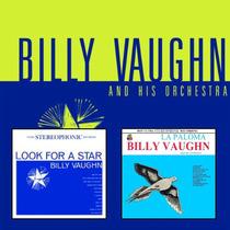 Billy Vaughn - Cd Olhando Estrelas + La Paloma (2-em-1) Novo
