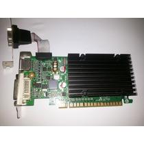 Placa De Vídeo Para Pc Geforce Gt210 512mb Ddr3 Nvidia
