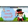 Video Convite Virtual Animado Circo Até 10 Fts