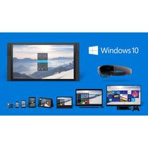 Cd Instalação Windows 10 Home Ou Professional-32 Ou 64bits