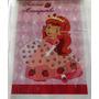 Sacola Plastica Princesa Moranguinho (10 Unidades)