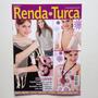 Revista Renda Turca Blusa Bolero Echarpe Casaco N°02
