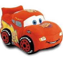 Carro Relampago Mcqueen De Pelucia Disney