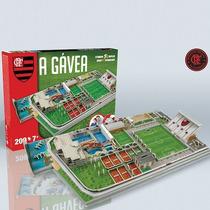 Maquete 3d Oficial Gávea Flamengo