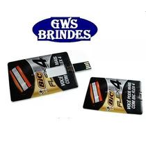 45 Un Pen Drive Cartão ( Pen Card ) 4gb, Personalizado