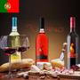Kit Vinho Português Gatão 3 Unidades 1 Verde 1 Rosé 1 Tinto