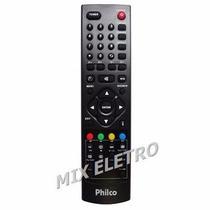 Controle Remoto Tv Lcd Philco Ph32n62dg Tv Ph39n64dg Ph40h70