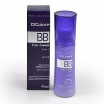Bb Hair Cream 15 Em 1 Dicolore 90ml + Brinde
