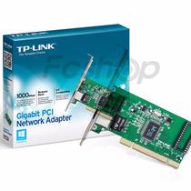 Placa De Rede Gigabit Tp-link Tg-3269 10/100/1000 Mbps