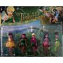 Kit 5 Personagens Tinkerbell