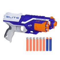 Kit Lançador E Refil Nerf - Elite Disruptor E 12 Dardos - Ha