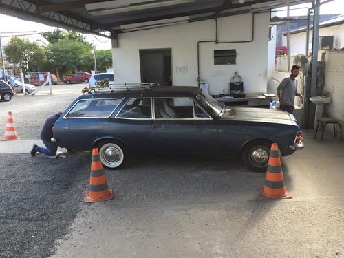 CHEVROLET/GM CARAVAN OPALA