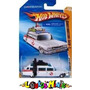 Hot Wheels Ecto1 Ghostbusters Caça Fantasmas Lacrado 1:64