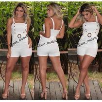 e8dd86be9 Busca macacão branco com os melhores preços do Brasil - CompraMais ...